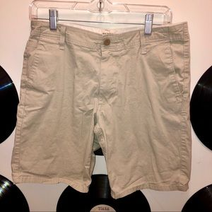 dockers men's tan khaki chino casual shorts ⛳️
